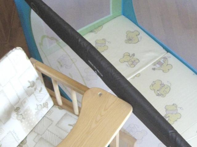 Kinderstuhl/ Kinderbett